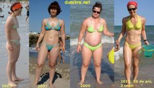 Evolutie la mare 2005_2012
