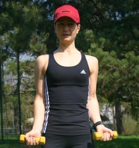 Exercitiu biceps 1
