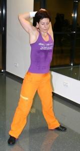 Stretching Dumitra toning