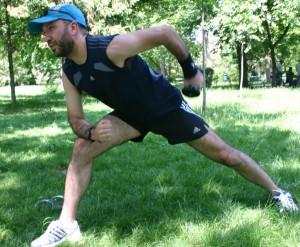 Triceps extensie din fandare