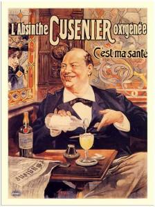 AP1523-absinthe-cusenier-fransisco-tamagno-drinks-poster-1890s