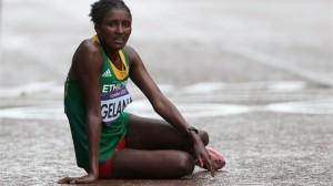Tiki Gelana 2 Ethiopia JO Londra 2012